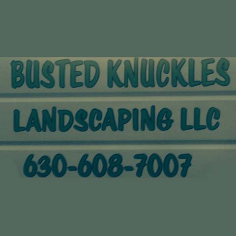 Busted Knuckles Landscaping, L.L.C. - Tree Service - Somonauk, IL - Logo