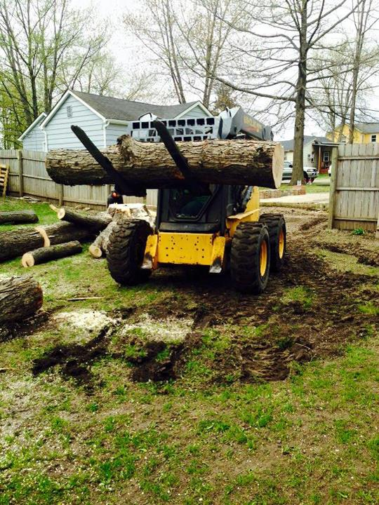 Busted Knuckles Landscaping, L.L.C. - Tree Service - Somonauk, IL - Thumb 10